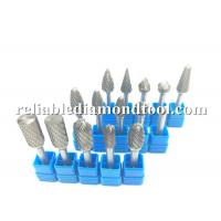 Wholesale ISO Hardness Tungsten Carbide Burrs , 8mm Shank Cylindrical Carbide Ball Burr from china suppliers