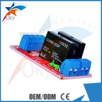 Wholesale 2 Channel SSR Solid-State Relay Module For Arduino Low Level from china suppliers