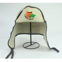 Wholesale Customed wool felt sauna hats from china suppliers