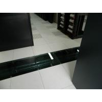 Wholesale Computer Room Tempered Glass Floor Systems Bare Panel 363 Kg Concentrated Loading from china suppliers