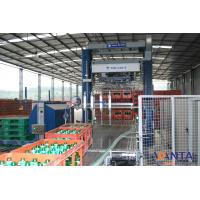 Wholesale Automatic Plastic Crate Case Depalletizer for All Kinds of Glass Bottle / Can from china suppliers