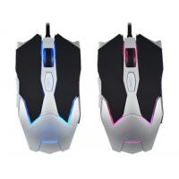 Wholesale Colorful LED Wired Gaming Mouse 6D Gaming Mouse 150 Cm Braided Cable from china suppliers