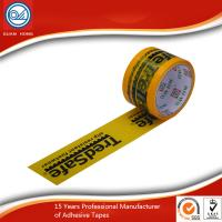 Wholesale Strong Self adhesive BOPP Jumbo Roll custom logo printed 1280mm * 4000m from china suppliers