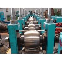 Wholesale Steel Tube Wire And Cable Machinery , Pipe Welding Rolling Machine from china suppliers