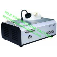 Buy cheap Silver / Black 1500 Watt Up Shot Fog Machine DMX Fogger 2L 8m from wholesalers