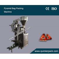 Wholesale Automatic Solid Triangle Bag Food Granules Packing Machine from china suppliers