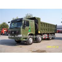 Wholesale Sinotruk Dump Truck In Euro II Emission Standard And 371 Hp With One Year Warranty from china suppliers