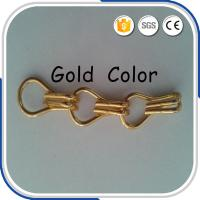 Wholesale 2.0 MM Thickness Fashion 12mm Double Hooks  Aluminium Chains from china suppliers