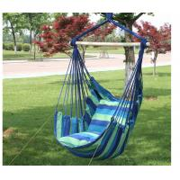 Wholesale Thick Canvas Rocking Portable Camping Hammock Dormitory Bedroom Hanging Chair from china suppliers