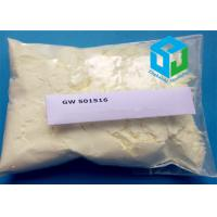 Quality Cardarine/GW-501516 CAS 317318-70-0 White Pharmaceutical Raw Material SARMS for sale