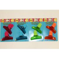 Wholesale 2pk Transparent Books Plastic Bag Clips For Hands - Free Reading from china suppliers