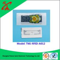 Wholesale Environment Protection Paper Printable Rfid Labels Garments / Clothing Paper Rfid Tag from china suppliers