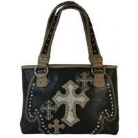 Wholesale cross western bags with rhinestone with crystal strap from china suppliers