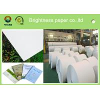 Wholesale 787mm Postcard Printer Paper Jumbo Rolls , Lightweight Banner Printing Paper from china suppliers