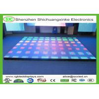 Wholesale LED Interactive Dance Floor Rental / LED DJ Stage Dance Floor 500*500 With 15W Max Power from china suppliers