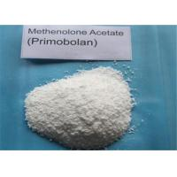 Wholesale Injectable Oral Nandrolone Steroid Primobolan Methenolone Acetate 434-05-9 from china suppliers