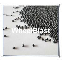 Quality China Sand blasting abrasive steel grit G25 for sale