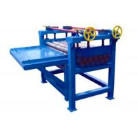Wholesale Sheet Metal Plate Floor Leveling Machine , Automatic Steel Roll Straightening Machine from china suppliers