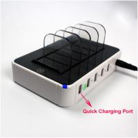 Wholesale 7 port usb charging station for iphone 5/for iphone 6,for samsung galaxy, multi phone char from china suppliers