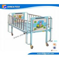 Wholesale CE approved Manual child / infant hospital bed / bassinet with four casters from china suppliers