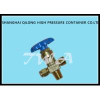 Wholesale Brass Oxygen cylinder valves,pressure reducing valves ,CGA540, gas cylinder valve from china suppliers