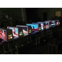 Wholesale SMD 3528/2727 full color taxi top advertising led display for indoor / outdoor from china suppliers