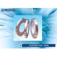 Wholesale Self Adhesive EMI Shielding Copper Foil Tape With ROHS , SGS , CTI Certificate from china suppliers