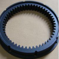 Wholesale 3D Printing POM Rapid CNC Machining Prototype Plastic Parts Black 350X350X80mm from china suppliers