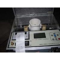 Wholesale BDV Breakdown Voltage Oil Tester from china suppliers