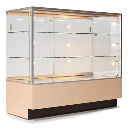 Custom Portable Jewelry Showcases , Jewelry Store Display