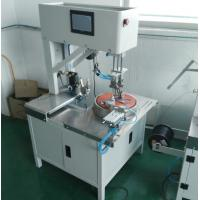 Quality Fully Automatic Wire Coil Winding Binding Cable Bundling Machine for sale