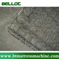 Buy cheap High CorbonMattress Bonnell Spring Units from wholesalers
