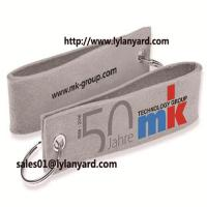 Wholesale Eco-Friendly Felt Key Ring Type Felt Keychain from china suppliers