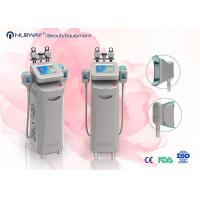 Wholesale 10.4 Inch Screen Cavitation Cryolipolysis Slimming Machine For Body Shaping from china suppliers