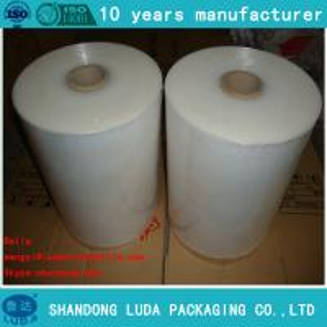 Quality machine LLDPE stretch wrap film/plastic stretch wrap film for sale