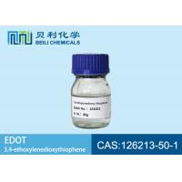 Wholesale 99.9% purity Patented product  EDOT / EDT CAS 126213-50-1 1.34g/cm3 Density from china suppliers