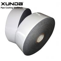 Wholesale PE Gas Pipe Wrap Tape Black Or White Color , Wrapping Tape For Pipe from china suppliers