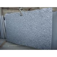 Wholesale rippling white flowre  granite g slab from china suppliers