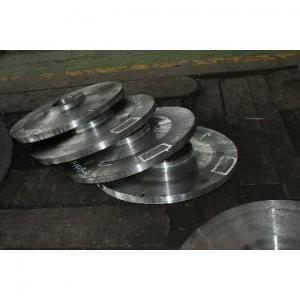 Wholesale 1.4923/X22CrMoV12-1/X22CRMOV121/X22CrMoV12.1 Forging Forged Steel Gas Turbine Wheels Discs from china suppliers