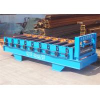 Wholesale Water Wave Automatic Corrugated Roof Panel Roll Forming Machine With Color Steel from china suppliers