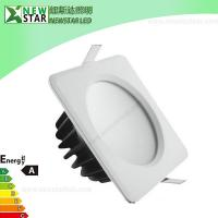Wholesale 9W Square IP65 waterproof LED Downlights, Bathroom ceiling LED light from china suppliers