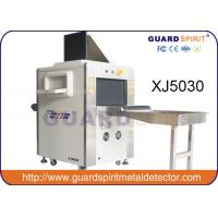 Wholesale Small size airport x ray baggage scanner , x ray detection systems for security inspection from china suppliers