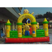 Wholesale CE Certificate Durable Inflatable Amusement Park With Bouncy House For Party from china suppliers