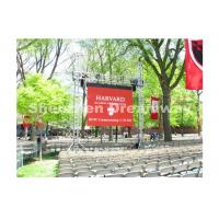 Wholesale SMD3535 Outdoor LED Screen Rental 10 mm Pixel Pitch with 1/4 Scan from china suppliers