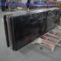 Wholesale Absolute black Granite countertop from china suppliers