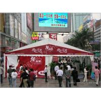 Wholesale Outside Fabric Tent Structures 80KM / H Wind Load For Promotional Activities from china suppliers