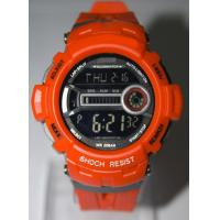 Wholesale Bright Color Shock Resist Sports Wrist Watch 5ATM With Stopwatch Function from china suppliers