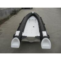 Wholesale 16 Feet fiberglass rigid hull rib inflatable boat tube rib480A in PVC from china suppliers