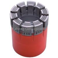 Wholesale NQ High Performance Rod Shoe Bit High Speed Diamond Tip Drill Bit for Stone from china suppliers