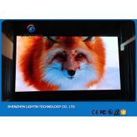 Wholesale P2.5 Ultra Thin Indoor Led Full Color Display Video For Advertising , 1R1G1B from china suppliers